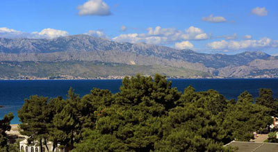 Dalmatian Coast Holiday Villas