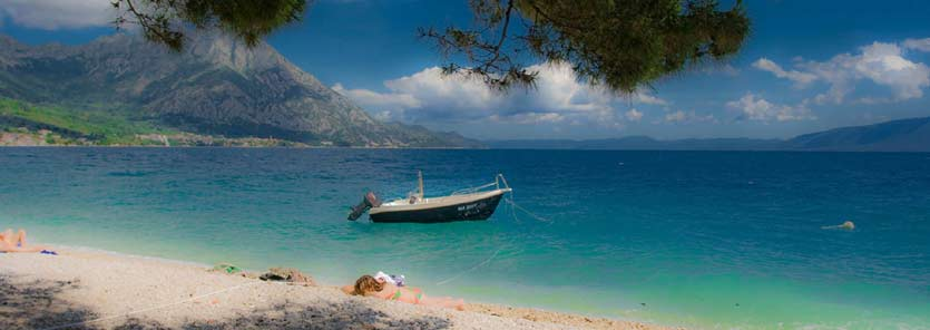 Dalmatian Coast Croatia Tourism