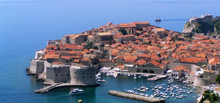 Dalmatian Coast Dubrovnik