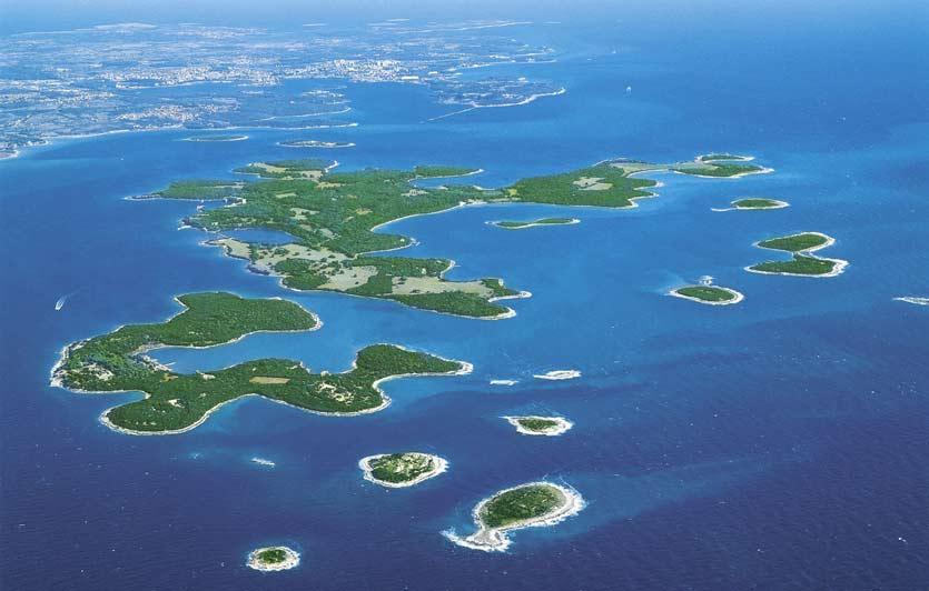 Brijuni Istria Island
