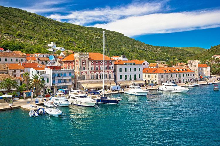 Central Dalmatia Islands