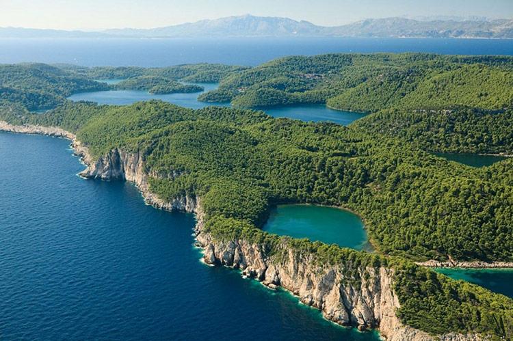 Croatia Villa Mljet Island