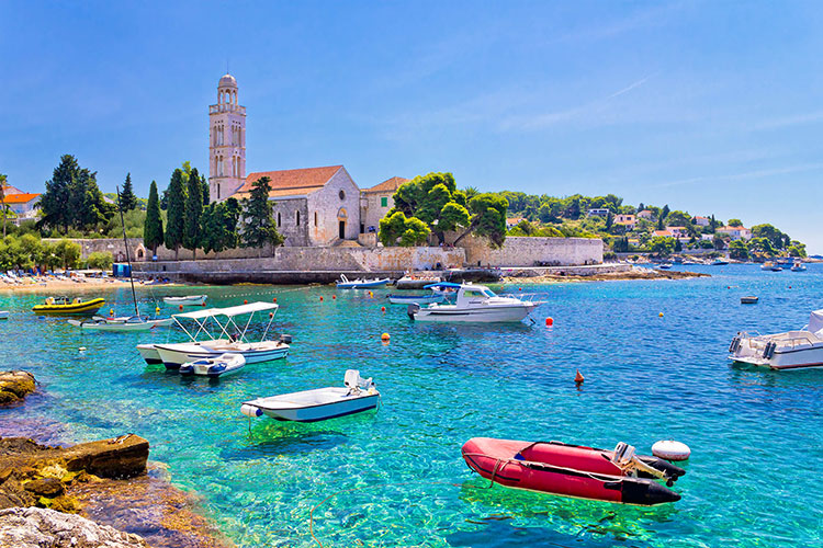 Croatian Island of Hvar