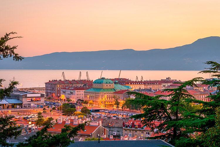 Rijeka Croatia Villas