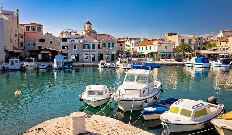 Vodice North Dalmatia