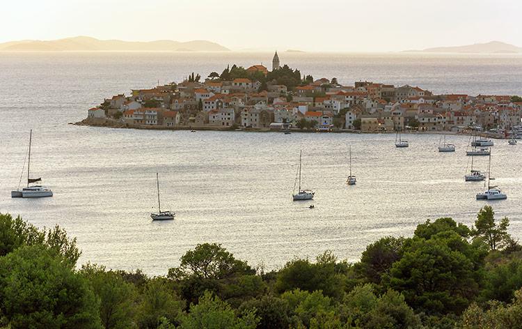 Primosten Villas - North Dalmatia