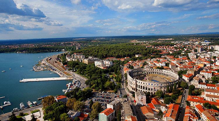 Pula Istria Villas